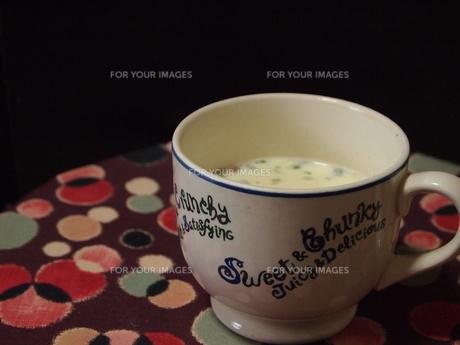 マグカップスープの写真素材 [FYI00432666]