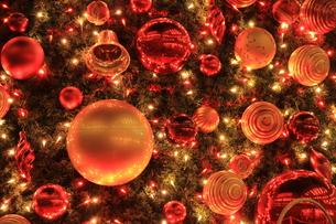 クリスマスツリーの素材 [FYI00432696]