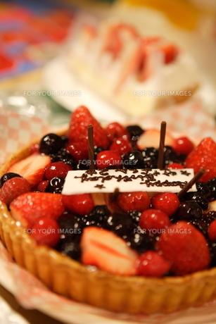 ケーキの写真素材 [FYI00432796]