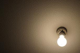 白熱灯の写真素材 [FYI00432901]
