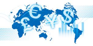 金融イメージの写真素材 [FYI00432998]