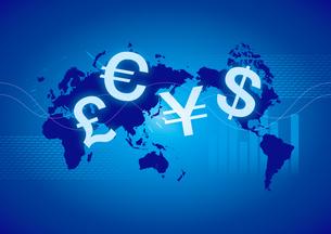 金融イメージの写真素材 [FYI00433004]