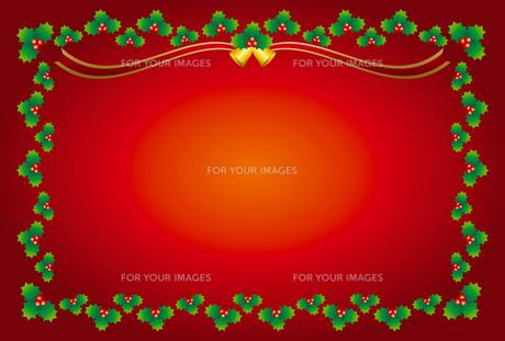 クリスマスイメージの写真素材 [FYI00433035]