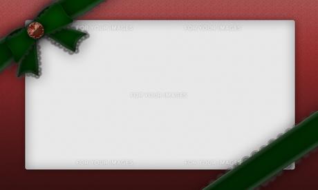 クリスマスカードの写真素材 [FYI00433082]