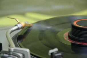 レコードの写真素材 [FYI00433165]