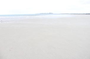 砂と島の素材 [FYI00434027]