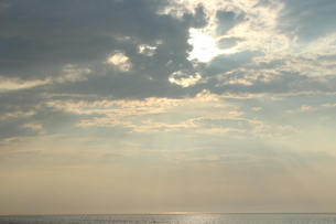 海原と大空の素材 [FYI00435167]