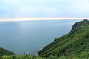 山から見る海の素材 [FYI00435234]