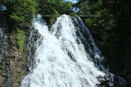 オシンコシンの滝の素材 [FYI00435319]