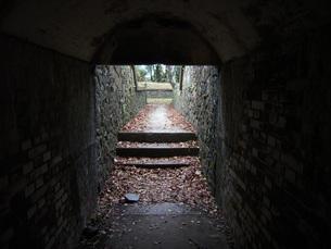トンネルの写真素材 [FYI00435423]