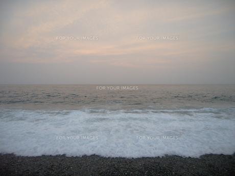 三重県熊野の海の素材 [FYI00435480]