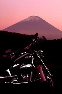 富士山とハーレの素材 [FYI00435754]