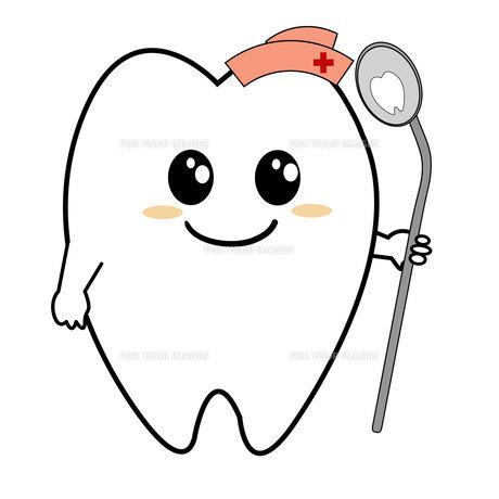 歯磨きハイジちゃんの写真素材 [FYI00435876]