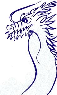 龍の写真素材 [FYI00435888]