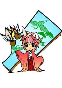 ウサ子姫の写真素材 [FYI00435892]