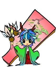 龍子姫の写真素材 [FYI00435929]