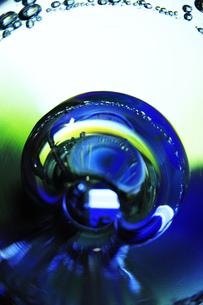 球体ガラスの宇宙船の写真素材 [FYI00436130]