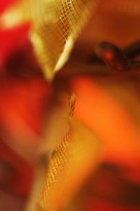 布と小物の灯りの素材 [FYI00436133]
