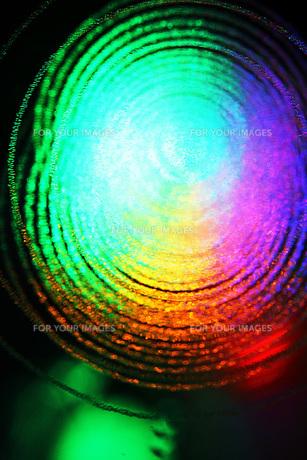 光と色のハーモニー3の素材 [FYI00436155]