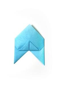 折り紙_Aの写真素材 [FYI00436178]