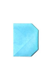 折り紙_Dの写真素材 [FYI00436180]
