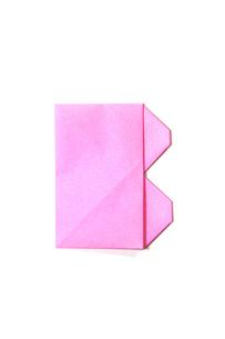 折り紙_Bの写真素材 [FYI00436192]