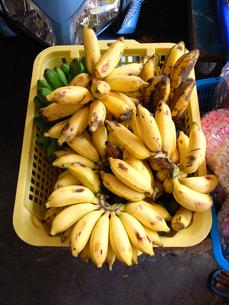 バナナの素材 [FYI00436646]