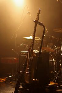 ギターの写真素材 [FYI00436659]