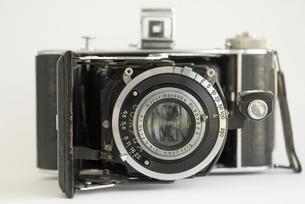 古いカメラの写真素材 [FYI00436883]