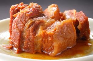 豚の角煮の写真素材 [FYI00436960]