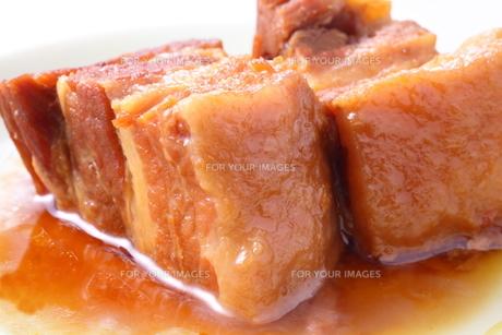 豚の角煮の写真素材 [FYI00436984]