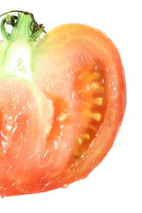 半分トマトの素材 [FYI00437214]