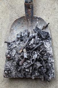木炭の写真素材 [FYI00437259]