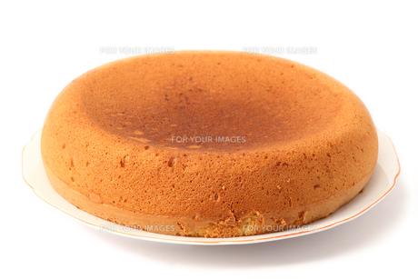 焼きたてのケーキの写真素材 [FYI00437287]