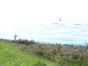 海岸沿いの風景の写真素材 [FYI00437343]