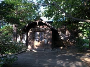 旧永山武四郎邸の写真素材 [FYI00437363]