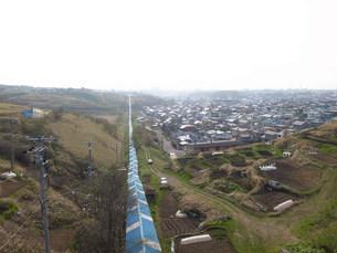 釧路の風景の写真素材 [FYI00437378]