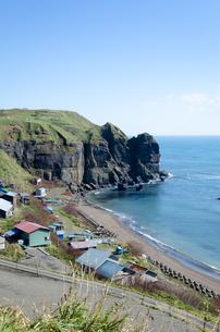 海辺の風景の写真素材 [FYI00437397]