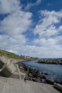 海と海岸の写真素材 [FYI00437420]