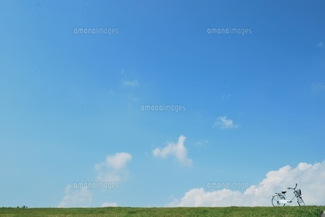 青空の写真素材 [FYI00437734]