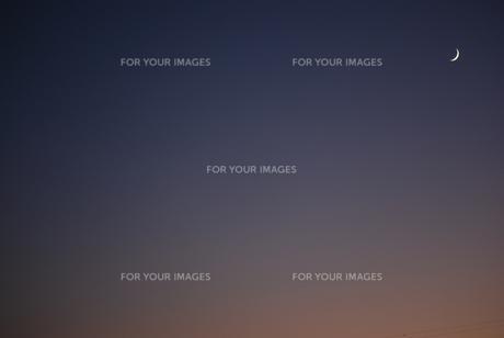 月の写真素材 [FYI00437751]