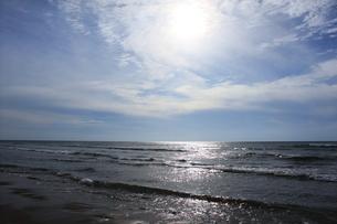 海と空の写真素材 [FYI00437787]