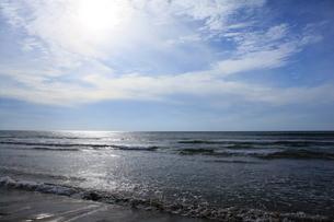 北陸の海岸の写真素材 [FYI00437797]