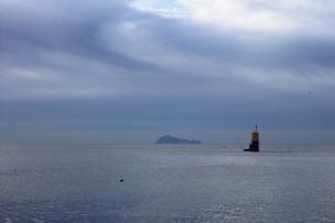 海のある風景の写真素材 [FYI00437874]