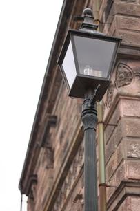 ガス燈の写真素材 [FYI00437887]