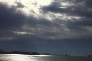 正月の朝の写真素材 [FYI00437891]