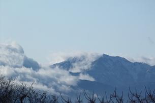 伊吹山の写真素材 [FYI00437962]