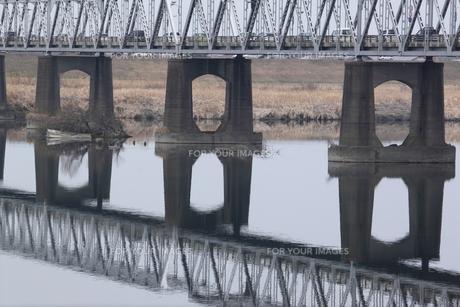 陸橋の素材 [FYI00438047]