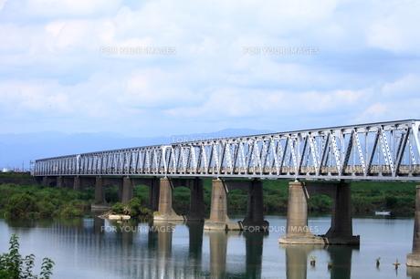 濃尾大橋の素材 [FYI00438138]