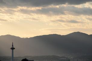 京都タワーの写真素材 [FYI00438195]